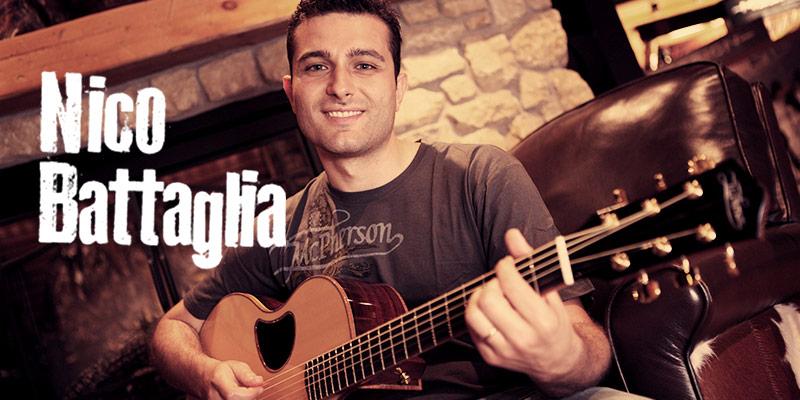"""""""A casa"""", Nico Battaglia tra nuovo album e tour"""
